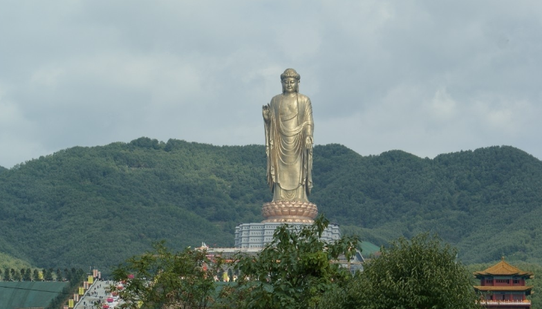 Bouddha de la source